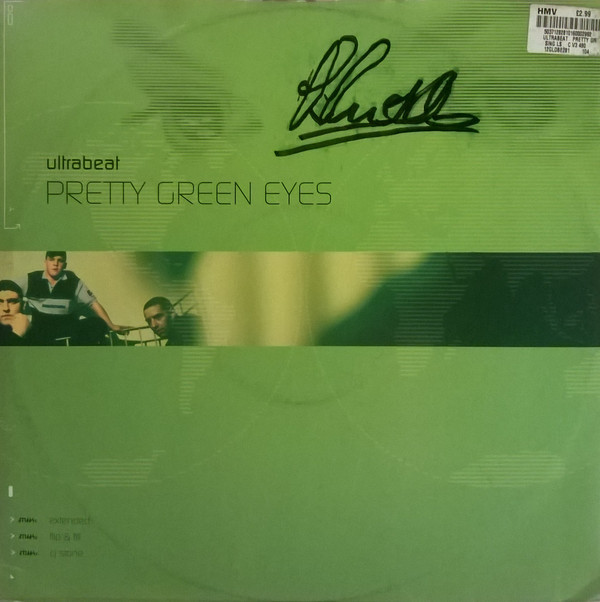 Throwback Of The Month – Ultrabeat – Pretty Green Eyes
