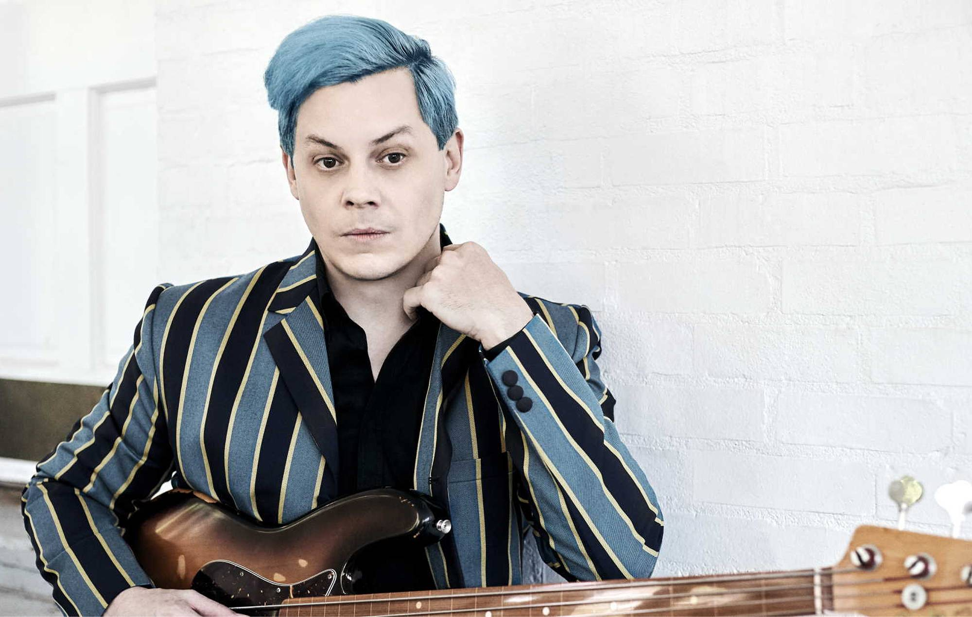 Jack White shares 'Taking Me Back', his first new solo single in three years