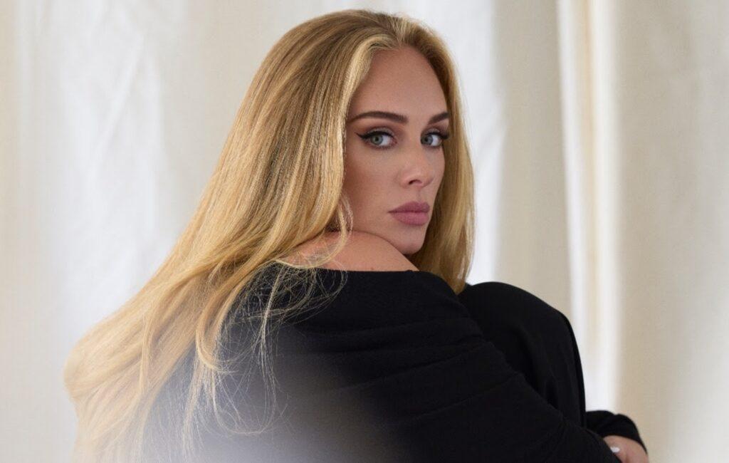 Adele's new single 'Easy On Me' breaks UK chart record