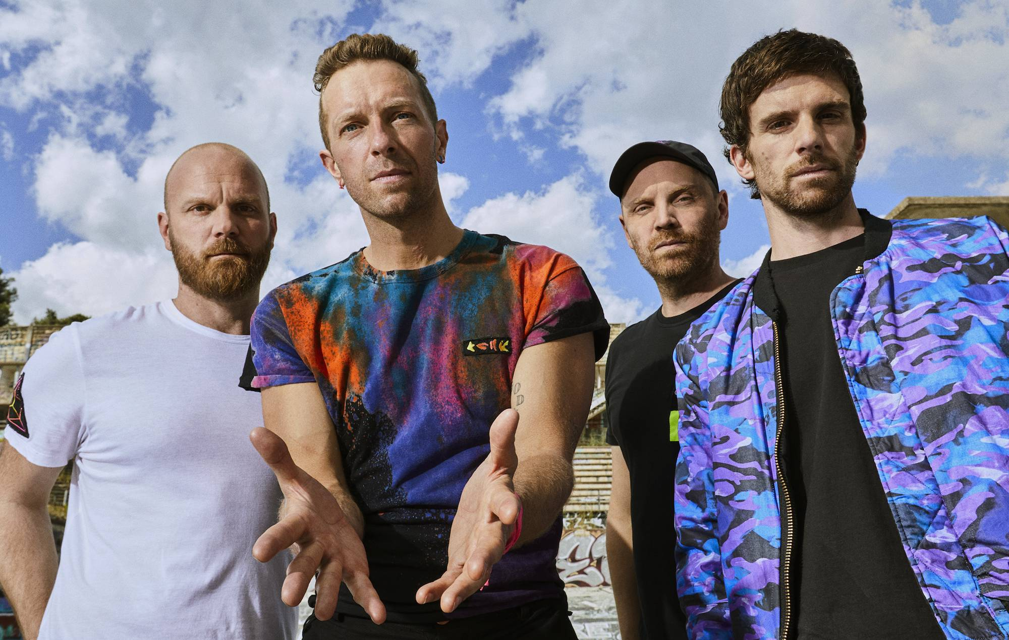 Coldplay score ninth consecutive UK Number One album with 'Music Of The Spheres'